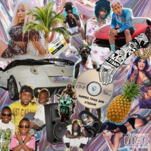 SUMMER TINGS 18 - Best Summer Hits of 2018 by D'Riddim   Mixtape