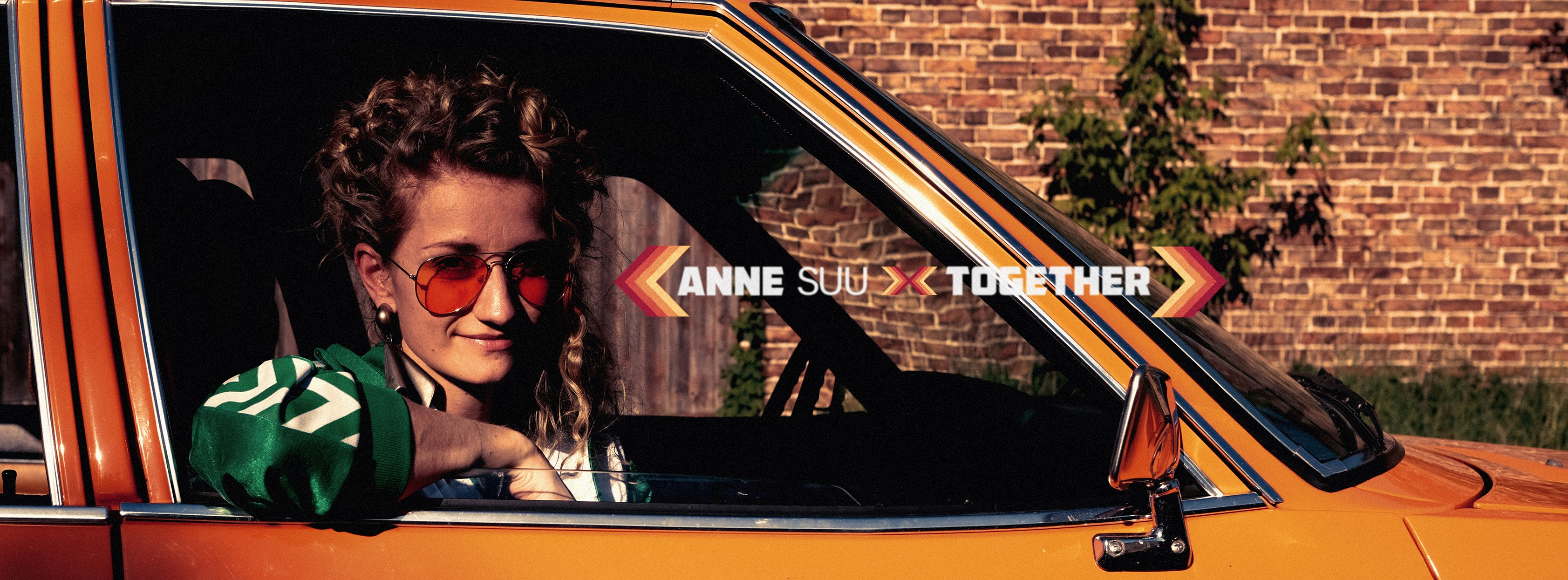 Videopremiere: ANNE SUU X B-SIDE - TOGETHER  (Blogrebellen Premiere)