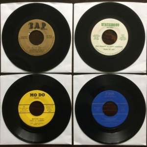 Rare Gospel Singles Mix