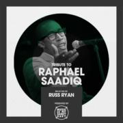 Tribute to Raphael Saadiq • selected by Russ Ryan • free mixtape