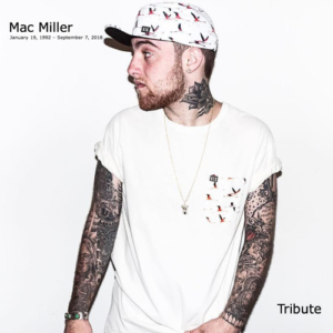 MAC MILLER TRIBUTE mixed by Boogie • free DL
