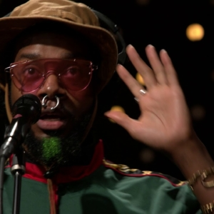 serpentwithfeet - Full Performance (Live on KEXP) [full concert Video]