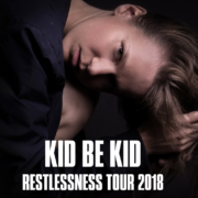 Vocals, beatbox, piano simultaneous • KID BE KID Restlessness Tour 2018