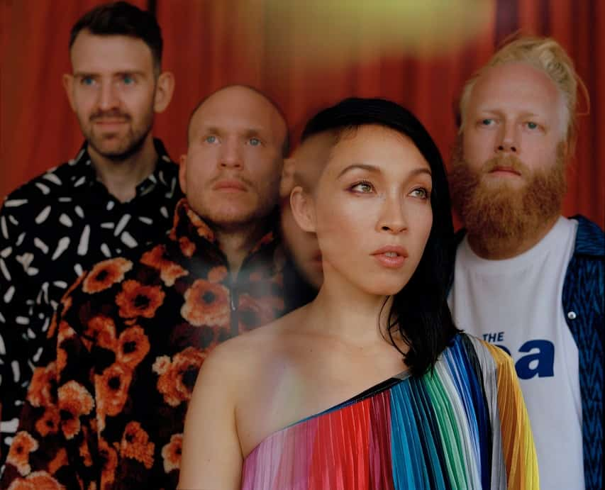 Videopremiere: Little Dragon - Lover Chanting