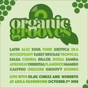 ORGANIC GROOVES – LIVE with Olav, Chrizz and Roberto | 3h DJ Live Set