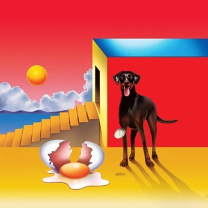 Agar Agar - The Dog & The Future • full Album stream + 2 Videos