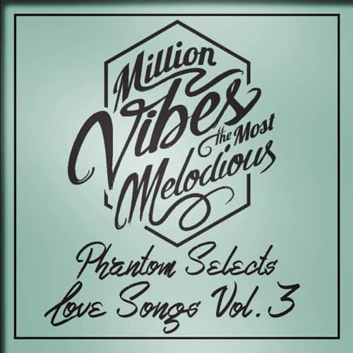 Das Sonntags-Mixtape: Phantom Selects Love Songs Vol. 3