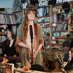 Florence + the Machine: Tiny Desk Concert (Video) #npr #tinydesk