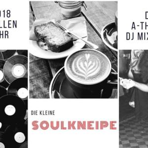 Veranstaltungstipp: Die kleine SOULKNEIPE in Stuttgart