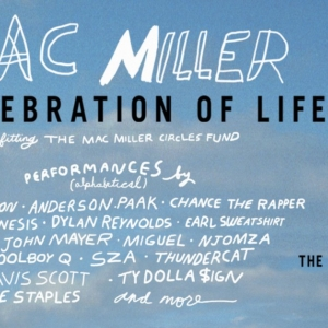 TIPP: Mac Miller - A Celebration of Life (full concert video) | UPDATE: Video wieder online!
