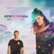 """apanorama veröffentlichen ihr Debütalbum """"momentum"""" • full album Stream + Trailer + Live-Video + Videointerview"""