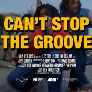 Schwey - Can't Stop (The Groove) [Video]
