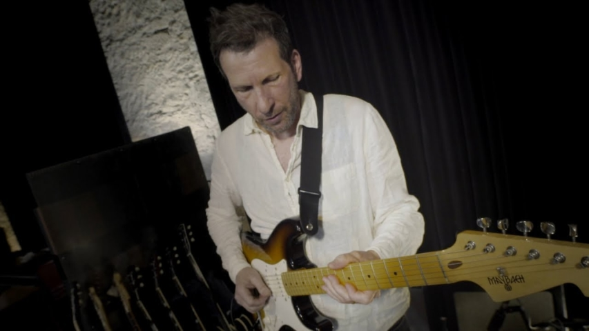 Videopremiere: Ron Spielman - The Lonely Fretboard Highway