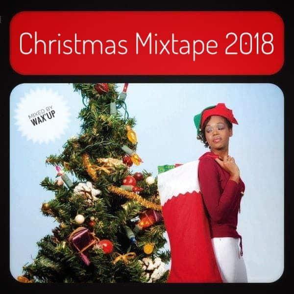 Wax'Up presents The Christmas Mixtape 2018 feat. Esther Phillips, Maisha, Roy Hargrove, Garrett ...