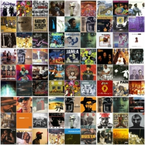 Best of soulful HipHop 2018: Common, Masta Ace, J. Cole, Kendrick Lamar, Slum Village, Twista ...