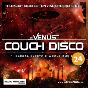 Couch Disco 024 by Dj Venus (Podcast)