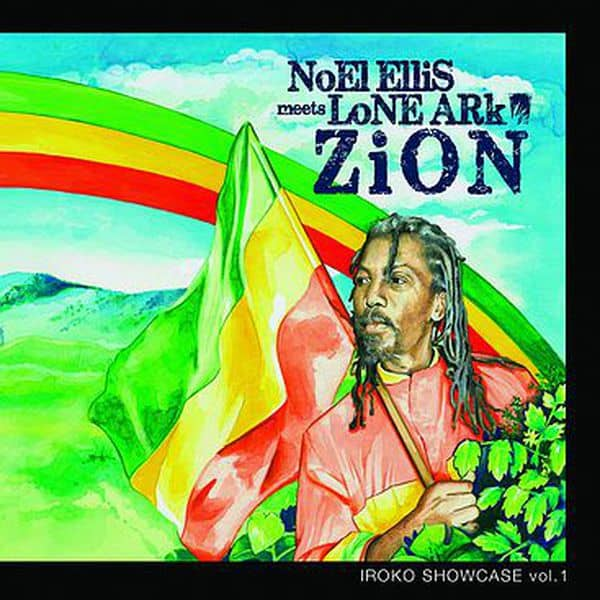 "Noel Ellis ""Zion Extended Mixes"""