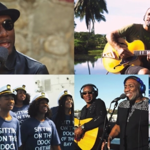 (Sittin' On) The Dock of the Bay | 50th Anniversary | Song Around The World | Playing For Change | feat. Jack Johnson, Corinne Bailey Rae, Aloe Blacc ... | Video