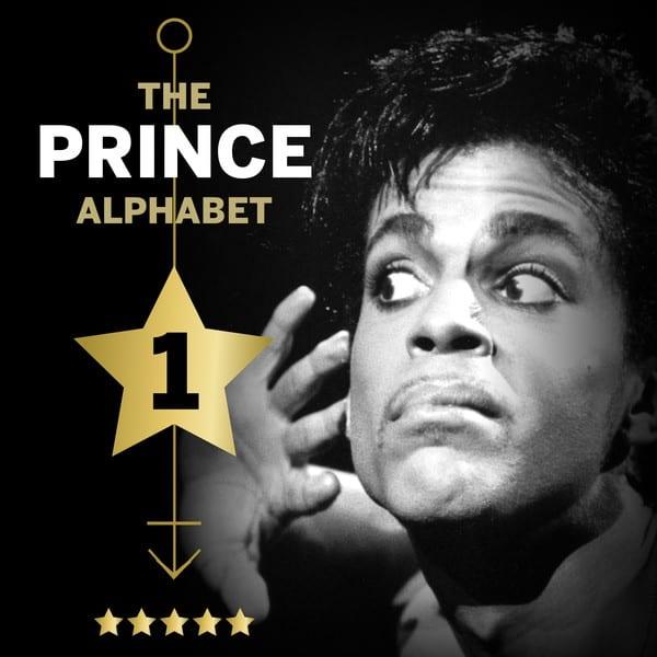 The Prince Alphabet: 1,2,3 ...