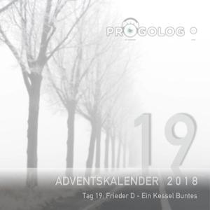 Frieder D - Ein Kessel Buntes - Hausmusik Stereo Mix (free mixtape) [progoak18]