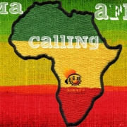 Reggae Mama Africa Calling Mixtape Mix by Djeasy