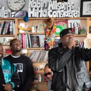 Wu-Tang Clan: Tiny Desk Concert (Video) #npr #tinydesk