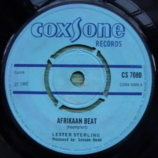 AFRICAN BEAT RIDDIM MIX