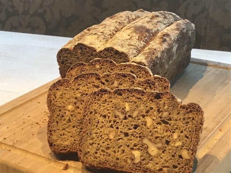 Soulfood: mein erstes selbstgebackenes Brot! (Rezept)