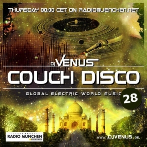 Couch Disco 028 by Dj Venus (Podcast)
