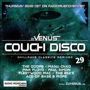 Couch Disco 029 by Dj Venus (Podcast)