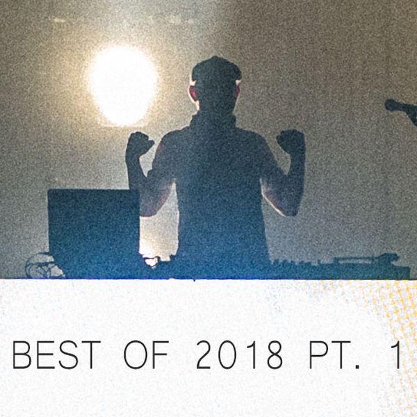 DJ MAD - BestOf2018_Pt.1MIX