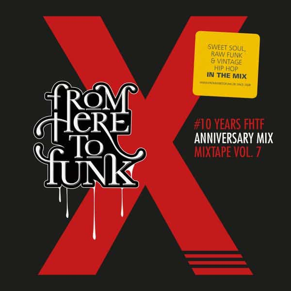 From here to Funk - 10 Years Anniversary Mix