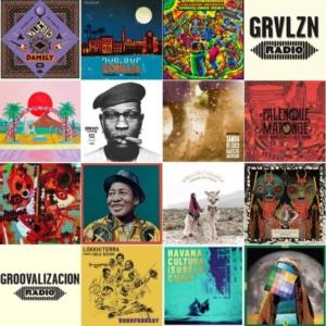 Groovalizacion Radio Best of 2018 Podcast