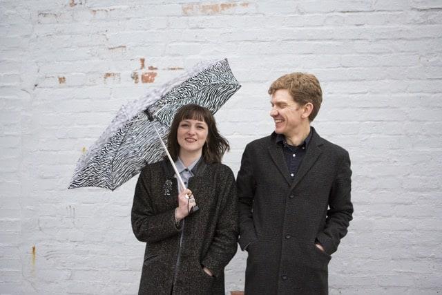 YOU TELL ME - das neue musikalische Projekt von Sarah Hayes und Peter Brewis • Album-Stream