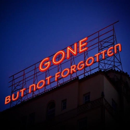 Marc Hype - GONE ... But not forgotten 2018 Mix