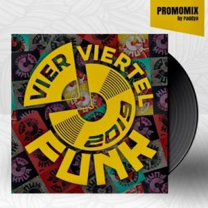 Vier Viertel Funk - Promomix 2019 - free download