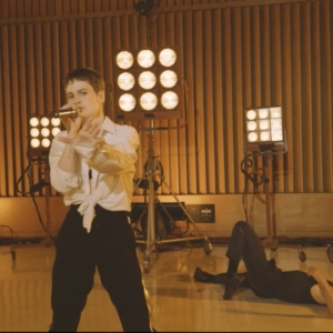 Christine and the Queens - Comme Si (Live from Capitol Studios) [Video]
