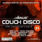 Couch Disco 031 by Dj Venus (Podcast)