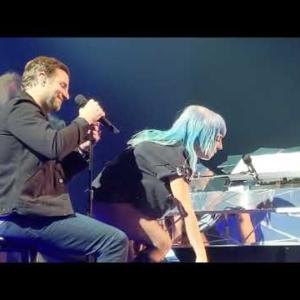 Lady Gaga - Shallow (Live) WITH BRADLEY COOPER - Enigma Vegas Residency [VIDEO] #astarisborn