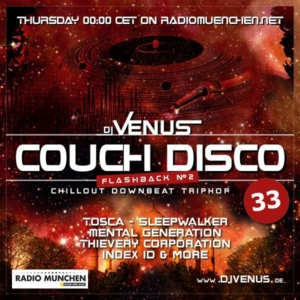 Couch Disco 033 by Dj Venus (Podcast)
