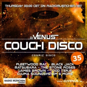 Couch Disco 035 by Dj Venus (Podcast)