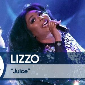 Lizzo - Juice • live @ The Tonight Show starring Jimmy Fallon (Video)