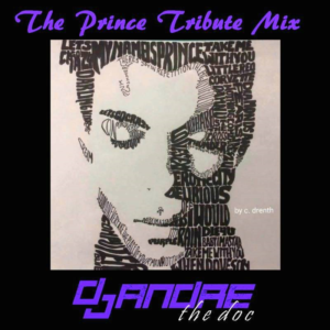 THE PRINCE TRIBUTE MIX by DJ Andre the Doc • free download