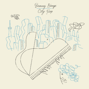 Happy Releaseday: Benny Sings - City Pop • full Album-Stream + 2 Videos