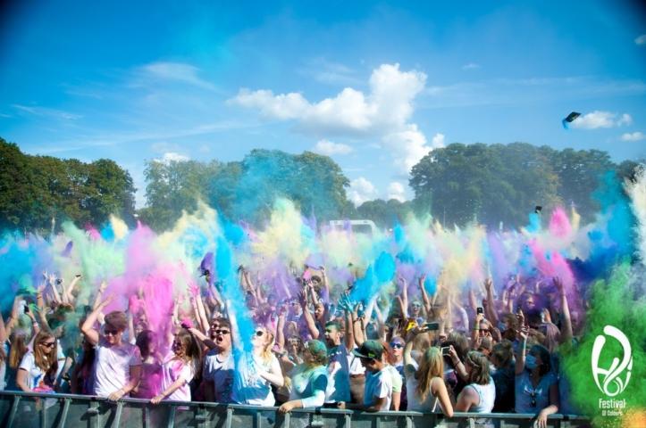 Holi Festival of Colours 2019 - Das bunteste Festival der Welt gastiert bundesweit in 18 Städten