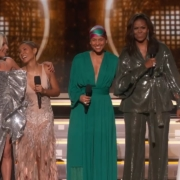 Video: Alicia Keys, Lady Gaga, Jennifer Lopez, Michelle Obama and Jada Pinkett Smith open the 61st #GRAMMYs + Fatoumata Diawara's 2019 #GRAMMYs Live Performance