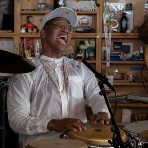 The Pedrito Martinez Group: Tiny Desk Concert (Video) #npr #tinydesk
