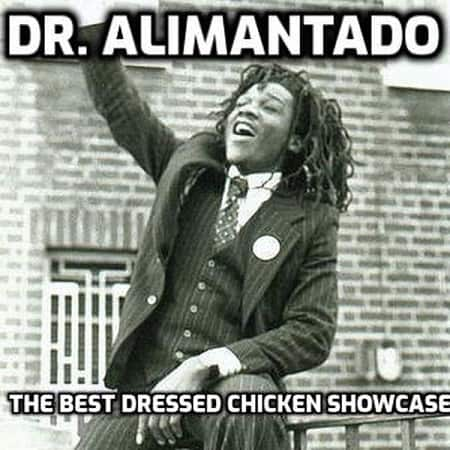 Dr. Alimantado - The Best Dressed Chicken Showcase (Next cuts, dubwise)