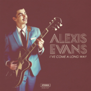 Alexis Evans - I've Come A Long Way - großartiger Deep-Soul aus Bordeaux • 2 Videos + full Album-Stream