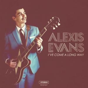 Alexis Evans - I've Come A Long Way - großartiger Deep-Soul aus Bordeaux • 2 Videos + full Album-Stream